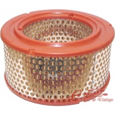 Elemento para filtro de aire 2cv4 - 2cv6 -11/78 ext 117 int 72 h 61