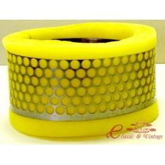 Mousse + rejilla para filtro de aire 2cv4/6 Dyane Mehari -11/77 - rejilla altura 52mm