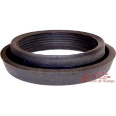 Collarin de goma sobre carbu de 34 hasta caja de filtro de aire