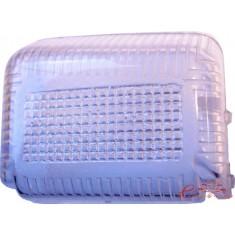 Plastico de plafonnier resctangular 2cv4/6