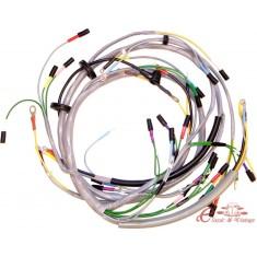 Cables delanteros 2cv 1962-65