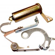 Platino mas condensador -68 6 VOLTS