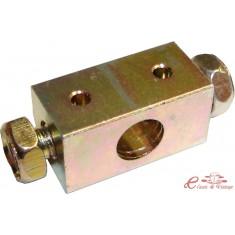 Conexión de cable de calefacción lado izq