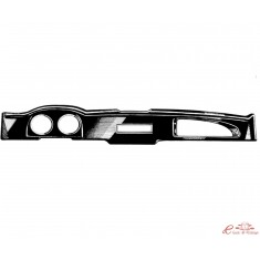 Tablero plastico negro 72-74