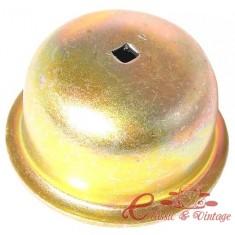 Tapón izquierdo sobre tambor o disco 8/65- con agujero para cable cuenta km