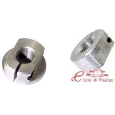 Set de 2 tuercas de eje de tambor delantero de aluminio -64
