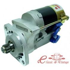 Arranque high-torque 12 Volts para volante motor 6 volts