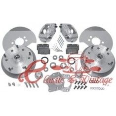 kit freno de disco del 5x205 CSP T2 50-54 para llanta 15''