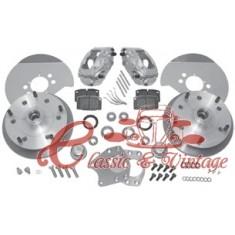 kit freno de disco del 5x205 CSP T2 64-70 para llanta 15''