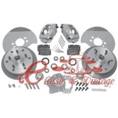 kit freno de disco del 5x130 CSP T2 64-70 para llanta 15''
