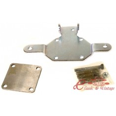 kit adaptador motor escarabajo /combi (soporte trasero/tapa bomba de aceite)