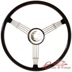 """Volante BANJO negro diametro 15 1/2"""""""