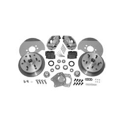 kit frenos de disco delanteros 5 x 130 CSP T1 -65 déport 0