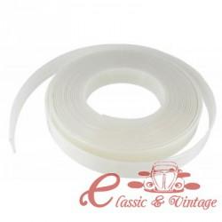 Banda de plastico para ser fijada arriba de la lona wesfalia