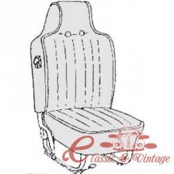 kit fundas de sillones gris claro 70-72 con reposacabezas incorporado