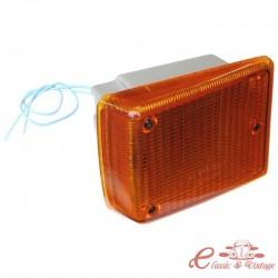 Intermitente delantero completo naranja derecho T2 73-