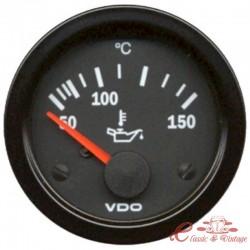 Reloj de temperatura de aceite 50-150°