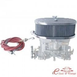 kit CBperf para carburador central y filtro