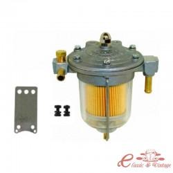 """Filtro de gasolina con regulado""""KING"""" preveer el montaje de un manometro referencia U120552"""