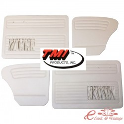 Set de 4 paneles gris claro 56-64 TMI