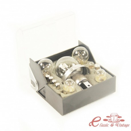 Caja de bombillas 12V