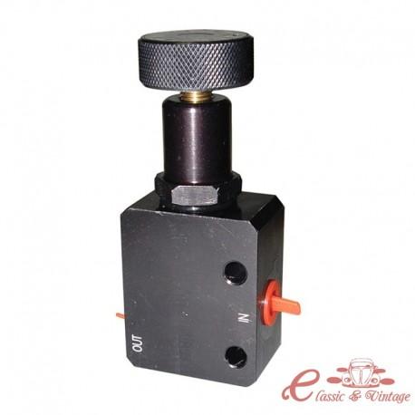 Regulador de presión de freno