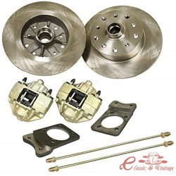 kit frenos de disco 5x130 y chevy para 1302-1303