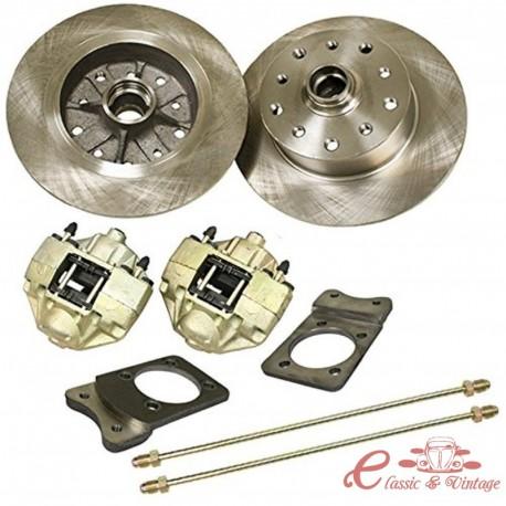 kit frenos de disco 5x130 y chevy para 1302-1303