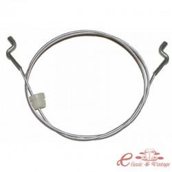 Cable de sillon delantero escarabajo 76-78 y Golf 1 77-79