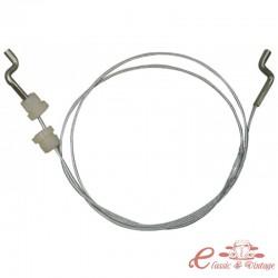 Cable de sillon delantero para escarabajo 79 y Golf 1 79-80