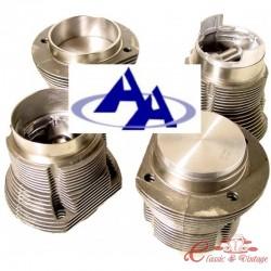 Kit de producto cilindro 1677 AA (88x69 mm) (mecanizado de culata en 98 mm y sin mecanizado lateral de bloque)