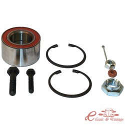 kit rodamiento de rueda delantera 64mm 2/74-7/83