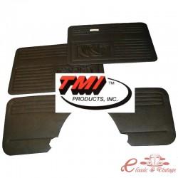 Set de 4 paneles de puerta con bolsillo 67- TMI