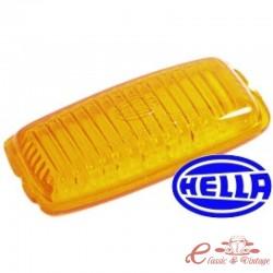Lente de recambio naranja HELLA para ref U240102