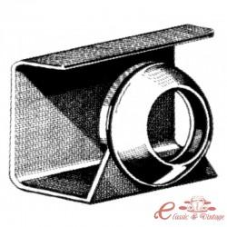 Protección de aleta en tapa de gasolina 68-74