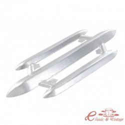 Rejilla de claxón de aluminio estilo Koch