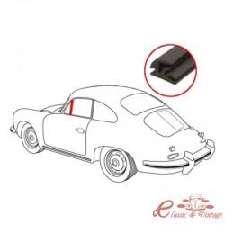 Junta vertical izquierdo o derecho para Porsche 356 Coupé A / B / C