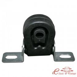 Silenciador delantero o trasero con silenciador T4 1/1996-6/2003 y Golf 1
