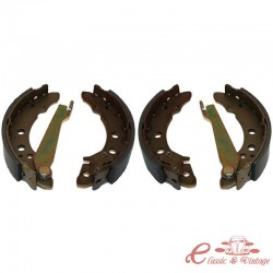 Zapatas traseras 180x30mm 8/78-10/91 1.0-1.8D