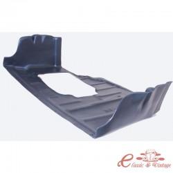Plancha de proteccción bajo el motor de Golf 2