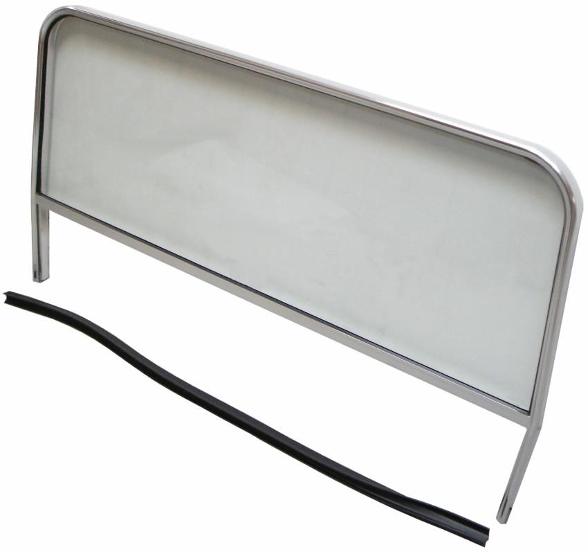 Parabrisas de buggy completo (cuadro y juntas de vidrio ) Anchura ...