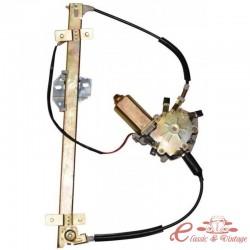 Mecanismo elevalunas eléctrico delantero derecho (con motor) para Golf 2 8/87-10/91