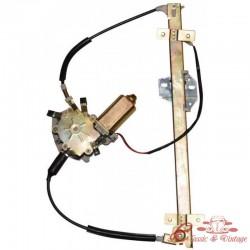 Mecanismo elevalunas electrico del izq de Golf 2 8/87- (con motor )