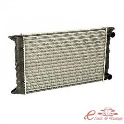 Radiador de agua de 480 mm de ancho para Golf 1 1500cc Diesel, 1600cc, 1600cc Gti 8/80-12/80