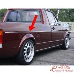 Juego de 6 varillas de aluminio de carrocería para Golf 1 Caddy