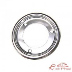 Embellecedor de tapa de combustible de aluminio del Golf 1