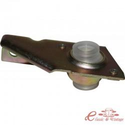 Cojinete delantero debajo del cuerpo para guiar el varillaje de control de la caja de cambios del Golf 1
