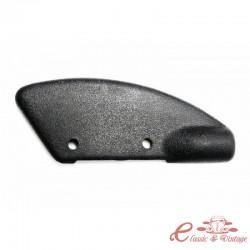 Cubre mecanismo de capota negro izq 80-93