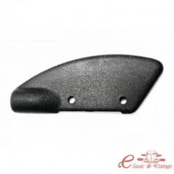 Cubre mecanismo de capota negro derecho 80-93