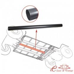 Tubo de calefacción debajo del marco diam. 70 mm de longitud 1270 mm para T2 3/55-7/72